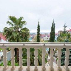 Гостиница Вилла Медовая балкон