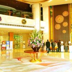 Lijing International Hotel интерьер отеля фото 3