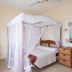 Отель Villa In Paradise Унаватуна сейф в номере