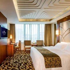 Howard Johnson Paragon Hotel Beijing комната для гостей фото 9