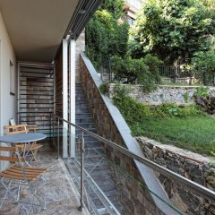 Отель Deris Bosphorus Lodge Residence балкон