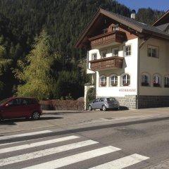 Отель Gasthof Bundschen Сарентино парковка