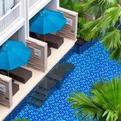 Отель Grand Mercure Phuket Patong 5* Улучшенный номер с двуспальной кроватью фото 2