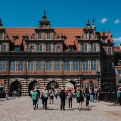 Апартаменты Elite Apartments – Gdansk Old Town Гданьск спортивное сооружение