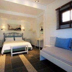 Отель Antigoni Beach Resort 4* Стандартный номер с различными типами кроватей фото 5