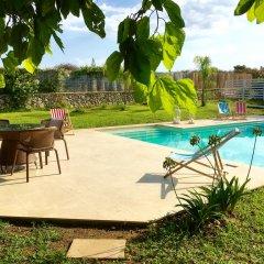 Отель Villa Tersicore Фонтане-Бьянке бассейн фото 3
