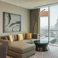 Sheraton Grand Hotel, Dubai 5* Апартаменты с различными типами кроватей фото 11
