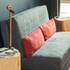 Апартаменты Design-Apartments im lebendigen Haus комната для гостей фото 2