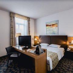 Hotel Museum Budapest 4* Улучшенный номер с различными типами кроватей фото 3