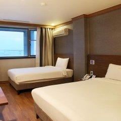 Dawn Beach Hotel 2* Номер Делюкс с различными типами кроватей фото 11