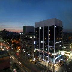 K-POP HOTEL Dongdaemun 2* Стандартный номер с различными типами кроватей