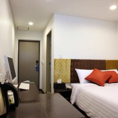 Seoul City Hotel 2* Стандартный номер с двуспальной кроватью фото 3
