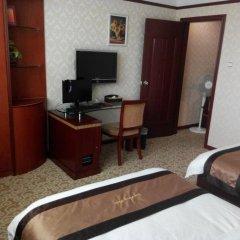 Guangzhou Guo Sheng Hotel 3* Стандартный номер с 2 отдельными кроватями фото 2