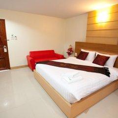 Amnauysuk Hotel 3* Улучшенный номер с различными типами кроватей