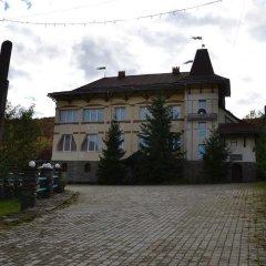 Отель Perlyna Krasiyi Ждениево парковка