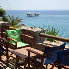 Argo Hotel пляж фото 2
