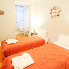 Lisboa Central Hostel Стандартный номер с различными типами кроватей фото 6