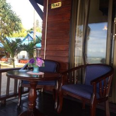 Отель Saladan Beach Resort 3* Бунгало с различными типами кроватей фото 9