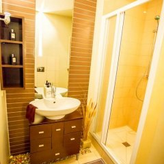 Отель Key Apartments Польша, Варшава - отзывы, цены и фото номеров - забронировать отель Key Apartments онлайн ванная фото 2