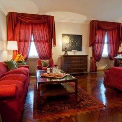 Отель Bettoja Mediterraneo 4* Полулюкс с различными типами кроватей фото 4