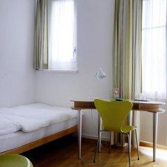 Hotel-Pension Marthahaus 2* Стандартный номер с различными типами кроватей (общая ванная комната) фото 2