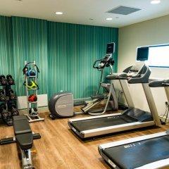 Отель Holiday Inn Express West Los Angeles США, Лос-Анджелес - отзывы, цены и фото номеров - забронировать отель Holiday Inn Express West Los Angeles онлайн фитнесс-зал фото 2