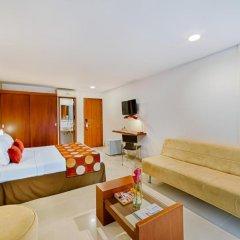 Отель MS Chipichape Superior 3* Улучшенный номер с различными типами кроватей