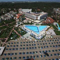 Adora Golf Resort Hotel Турция, Белек - 9 отзывов об отеле, цены и фото номеров - забронировать отель Adora Golf Resort Hotel онлайн бассейн