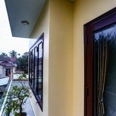 Отель An Bang My Village Homestay Хойан балкон