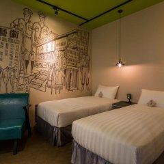 Cho Hotel 3* Стандартный номер с 2 отдельными кроватями фото 7