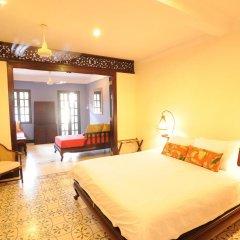 Отель Lotus Villa 3* Люкс с различными типами кроватей фото 4