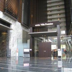 Hotel Villa Fontaine Tokyo-Shiodome 3* Улучшенный номер с различными типами кроватей фото 6