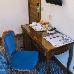 Hotel Saint Christophe 3* Стандартный номер с различными типами кроватей фото 15