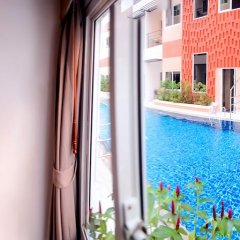 Отель Andatel Grandé Patong Phuket балкон