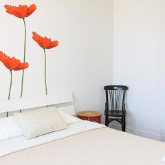Апартаменты Rent4Days Ramblas Apartments Барселона комната для гостей фото 3