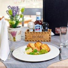 Party Hotel Zornitsa питание