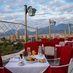 Отель Sky Hotel Албания, Тирана - отзывы, цены и фото номеров - забронировать отель Sky Hotel онлайн питание фото 3