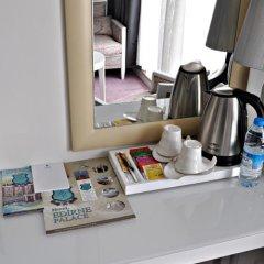 Hotel Edirne Palace Эдирне в номере фото 2