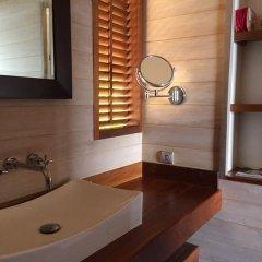Отель Villa Ava Французская Полинезия, Муреа - отзывы, цены и фото номеров - забронировать отель Villa Ava онлайн ванная