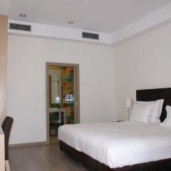 Отель Castelo Santa Catarina 3* Стандартный номер двуспальная кровать фото 15