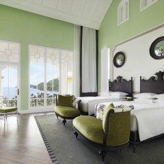 Отель JW Marriott Phu Quoc Emerald Bay Resort & Spa 5* Стандартный номер с различными типами кроватей фото 4