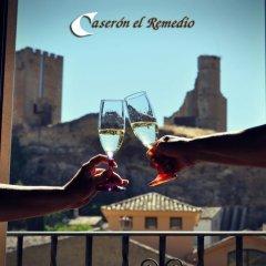 Отель Caserón El Remedio II Испания, Ункастильо - отзывы, цены и фото номеров - забронировать отель Caserón El Remedio II онлайн балкон