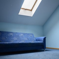 Гостиница Дворик комната для гостей фото 2