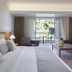 Amathus Beach Hotel Rhodes 5* Стандартный номер с различными типами кроватей фото 3