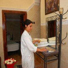 Отель Residence Miramare Marrakech 2* Коттедж с различными типами кроватей фото 15