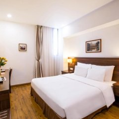 Authentic Hanoi Boutique Hotel комната для гостей фото 16