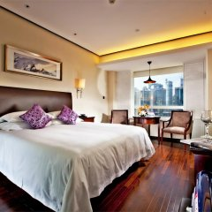SSAW Boutique Hotel Shanghai Bund(Narada Boutique YuGarden) 4* Номер Делюкс с различными типами кроватей фото 4