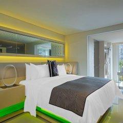 Отель W Mexico City 4* Стандартный номер с разными типами кроватей