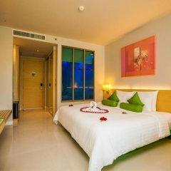Отель The Kee Resort & Spa 4* Улучшенный номер с двуспальной кроватью фото 3