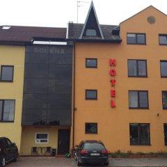 Отель Šolena Hotel Литва, Бирштонас - отзывы, цены и фото номеров - забронировать отель Šolena Hotel онлайн парковка